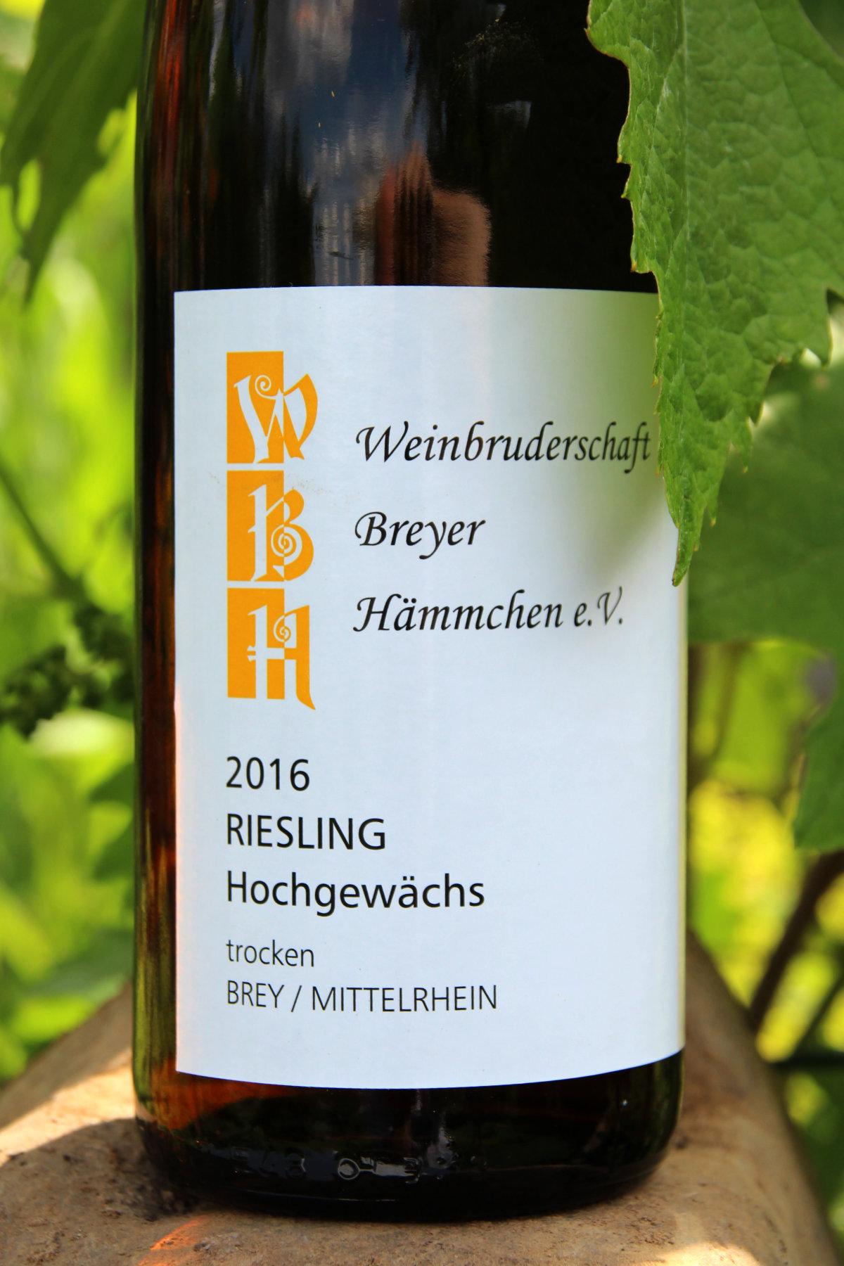 Breyer Hämmchen Hochgewächs –trocken- 2016 – Bronzemedaille