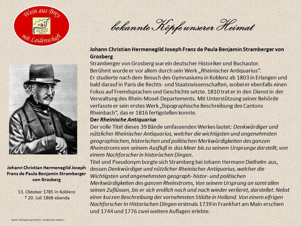 ...Rheinischer Antiquarius...