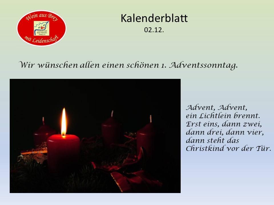 ...Advent,Advent...