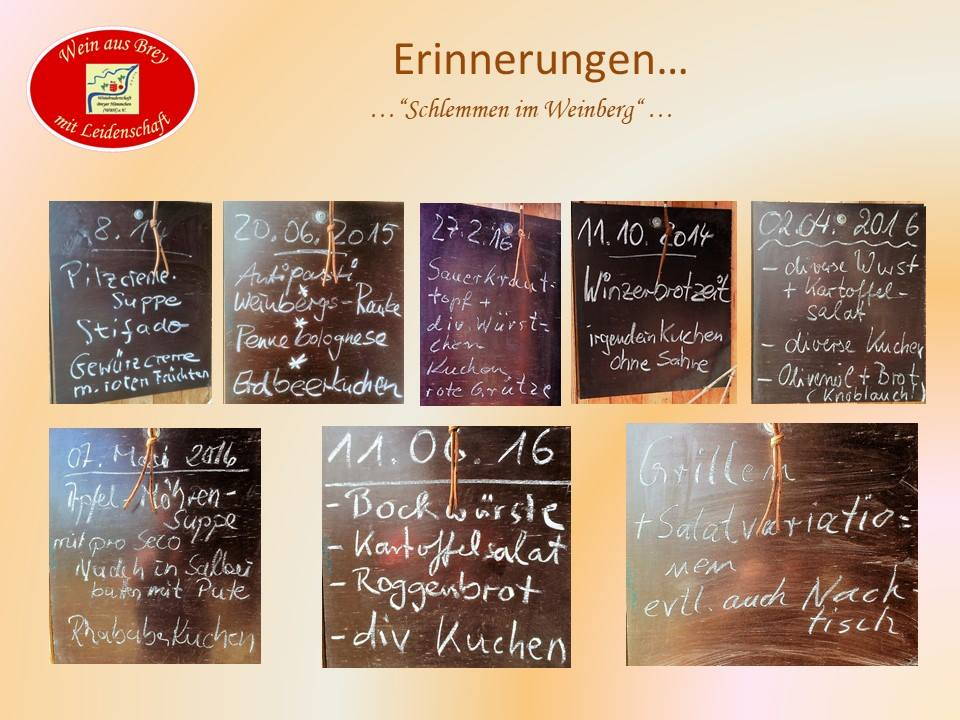 Winzer-Catering
