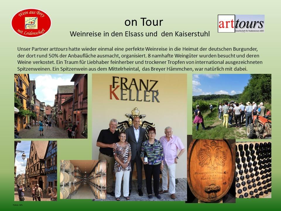 ...Traumreise an den Kaiserstuhl...