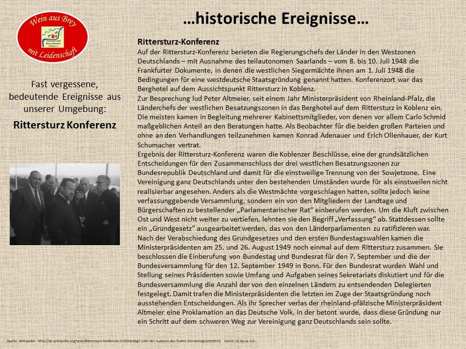 ...Rittersturz-Konferenz..