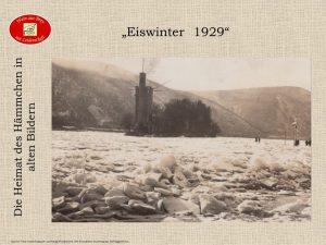 ...Eiswinter 1929...